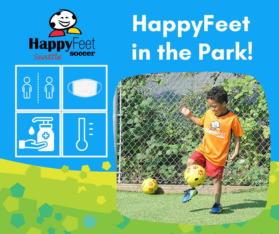 HappyFeet in the Park!